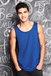 District - Young Mens The Concert Tank. DT5300