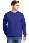 Hanes Ultimate Cotton - Crewneck Sweatshirt. F260
