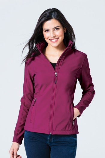 Port Authority -  Ladies Core Soft Shell Jacket. L317