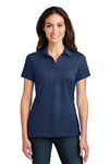 Port Authority - Ladies' Meridian Cotton Blend Polo. L577