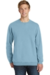 Port & Company - Pigment-Dyed Crewneck Sweatshirt. PC098