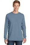 Port & Company - Pigment-Dyed Long Sleeve Tee. PC099LS