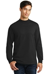 Port & Company - Mock Turtleneck. PC61M