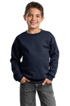 Port & Company - Youth Crewneck Sweatshirt. PC90Y