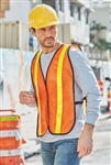 Port Authority - Mesh Safety Vest. SV02
