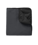 Port Authority - Fleece & Poly Travel Blanket. TB850