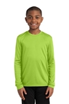 Sport-Tek - Youth Long Sleeve Competitor Tee. YST350LS