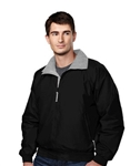 "Tri-Mountain - ""Volunteer"" Soft Shell Wind Jacket. 8000"