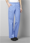 WonderWink - Women's Pull-On Cargo Scrub Pant. 501
