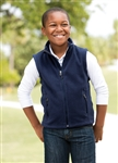 Port Authority - Youth Value Fleece Vest. Y219