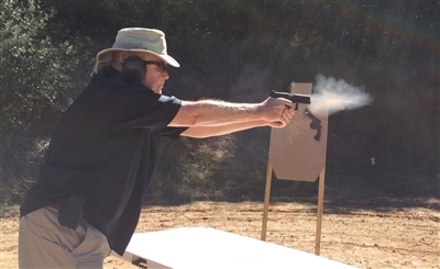 The Short Range stages are based upon a real-life events that were recorded on video and adapted for a square range. Otherwise, it is a regular course of fire, with a lot of movement and many stages requiring a reload.