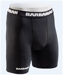 Barbarian COM Black Compression Shorts