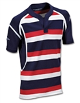 Barbarian PRO-Fit Leicester Navy / Red / White