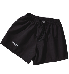 Barbarian PFZ Black Rugby Shorts