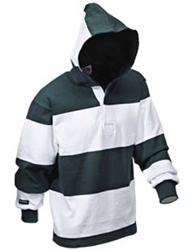 Barbarian Classic White / Bottle Hoody