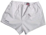 Barbarian RUZ White Rugby Shorts