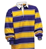 Barbarian Classic Purple / White / Gold Soho Stripe