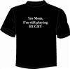 Wild Slogan Tee Shirts - Yes Mom