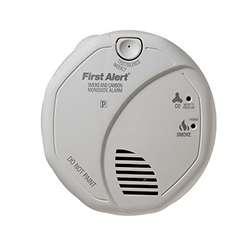 combo alarm smoke detector carbon monoxide detector. Black Bedroom Furniture Sets. Home Design Ideas