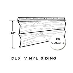 Harbour Crest Vinyl Siding Dl5