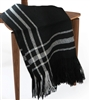 Premium Wool throw blanket