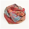 Organic Bamboo Silky Calabe Infinity Scarf
