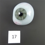 Antique Glass Eye #17