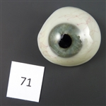 Antique Glass Eye #71