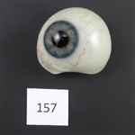 Antique Glass Eye #157