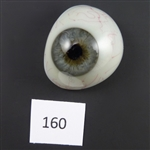 Antique Glass Eye #160