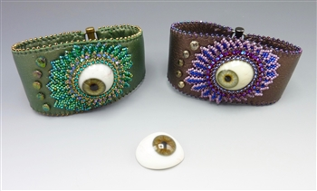 """Keep an Eye on It"" Bracelet Kit, eye 14"