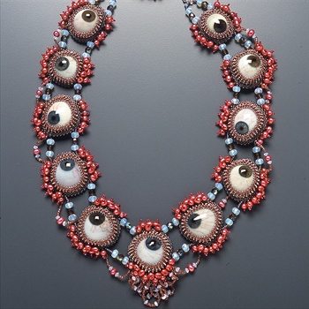 """The Eyes Have It"" Necklace"
