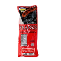 Natural Casing Franks Family Packs