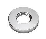 Dornbracht 092789105-00 Tara Escutcheon Plate, Polished Chrome