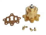 Replacement for Pfister 900-022 Single Lever Brass Shower Cartridge with Screws and Cork Gasket