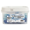 Glass & Hard-Surface Cleaner, Pleasant Scent, 100 PAK-ITs/Tub, 8 Tubs/CT