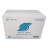 Small Roll Bath Tissue, 1-Ply, 1000 Sheets/Roll, 1.64 in Core, 96/Carton