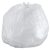 Commercial Can Liners, 55-60gal, 43 x 48, 16 Microns, Natural, 200/Carton