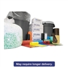 High-Density Can Liner, 36 x 58, 55-Gallon, 14 Micron, Clear, 250/Carton