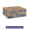 Wipers for Bleach Disinfectants Sanitizers, 12 x 12 1/2, 90/Roll