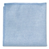 Microfiber Cleaning Cloths, 16 X 16, Blue, 24/Pack