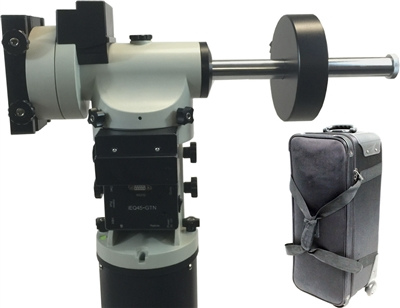 iEQ45 Pro Dual EQ/AZ Mount with Tri-pier Rolling Case