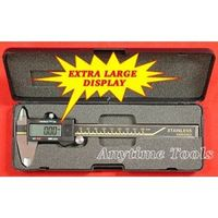 DIGITAL CALIPER WITH  EXTRA LARGE DISPLAY