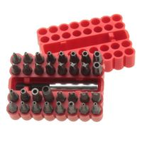 33 pc TAMPER Proof Security Bits SET
