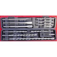 12 pc SDS/SDS+ HAMMER DRILL BIT CHISEL CONCRETE