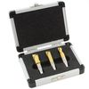 3 pc COBALT SPOT WELD CUTTER WELDER DRILL BIT SET
