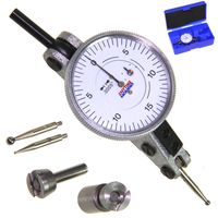 "0.060"" Range Horizontal DIAL TEST INDICATOR .0005"""