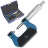 "1"" SCREW THREAD MICROMETER MULTI ANVIL MACHINIST TOOL"
