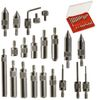 Premium 22 pc DIAL /DIGITAL INDICATOR END TIP POINT SET