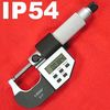 "IP54 DIGITAL ELECTRONIC OUTSIDE MICROMETER 0-1"" LARGE LCD"